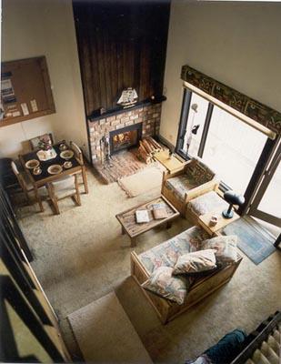 Dom bývanie interiér